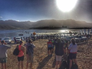 Xterra Grabouw, South Africa Swim