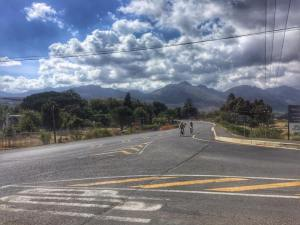 Triathlon training camp Franschhoek