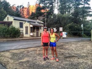 Stellenbosch triathlon camp