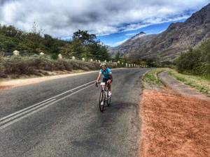 Stellenbosch triathlon camp