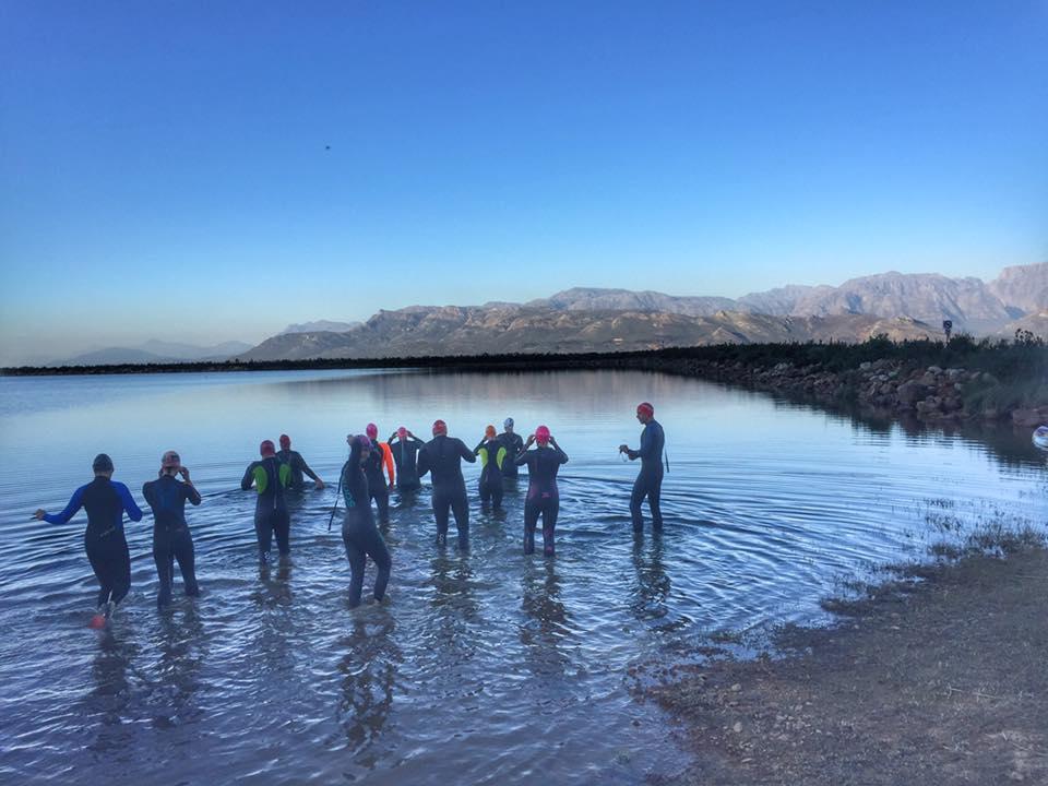 Xterra swim Stellenbosch