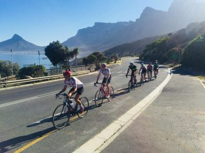 Cape Town cycling
