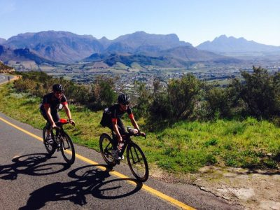 Franschhoek cycling