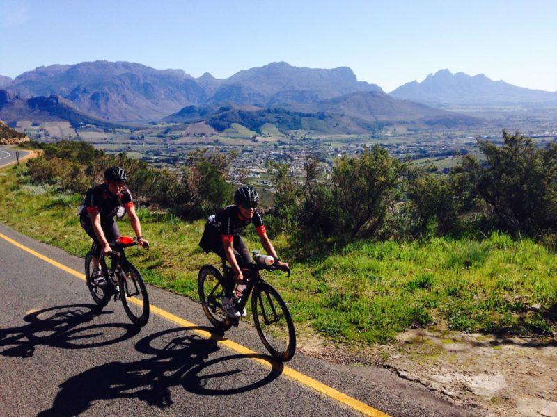 Cape Town triathlon (sprint)