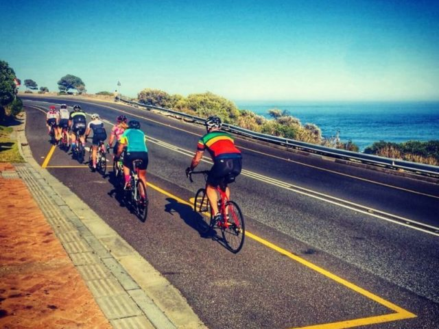 Chapman's Peak cycle tour