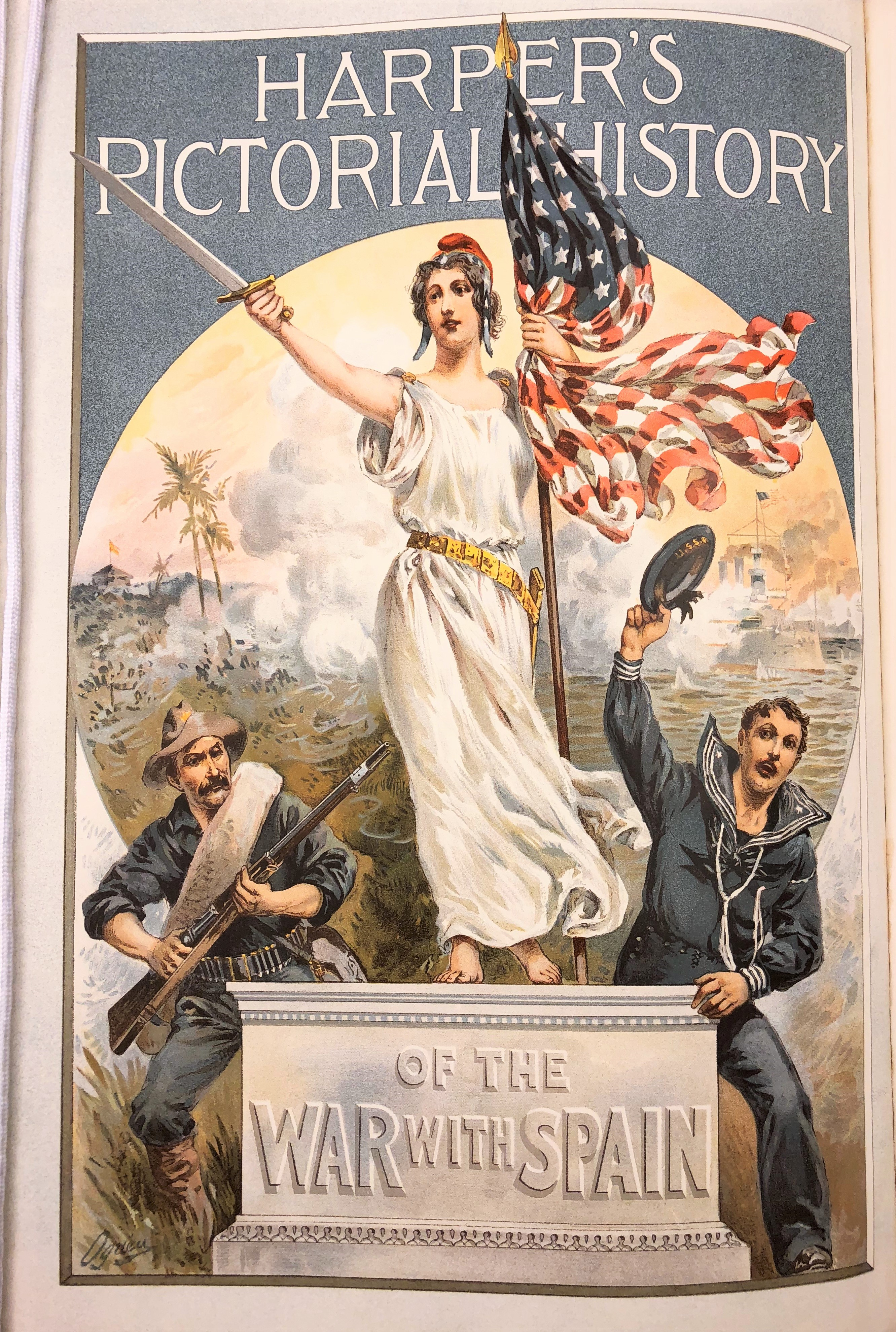 Rise Of A World Power The Spanish American War 120 Years