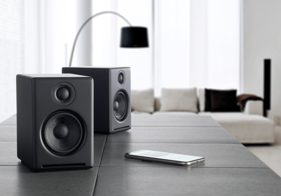 A2+ wireless computer speakers