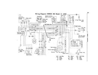 wiring schematic for honda ct200