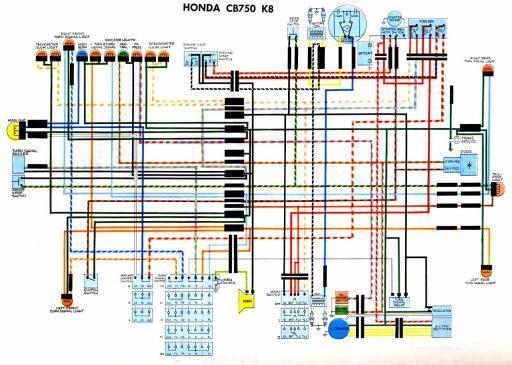 1968 honda cb wiring diagram  wiring diagram serieswindow