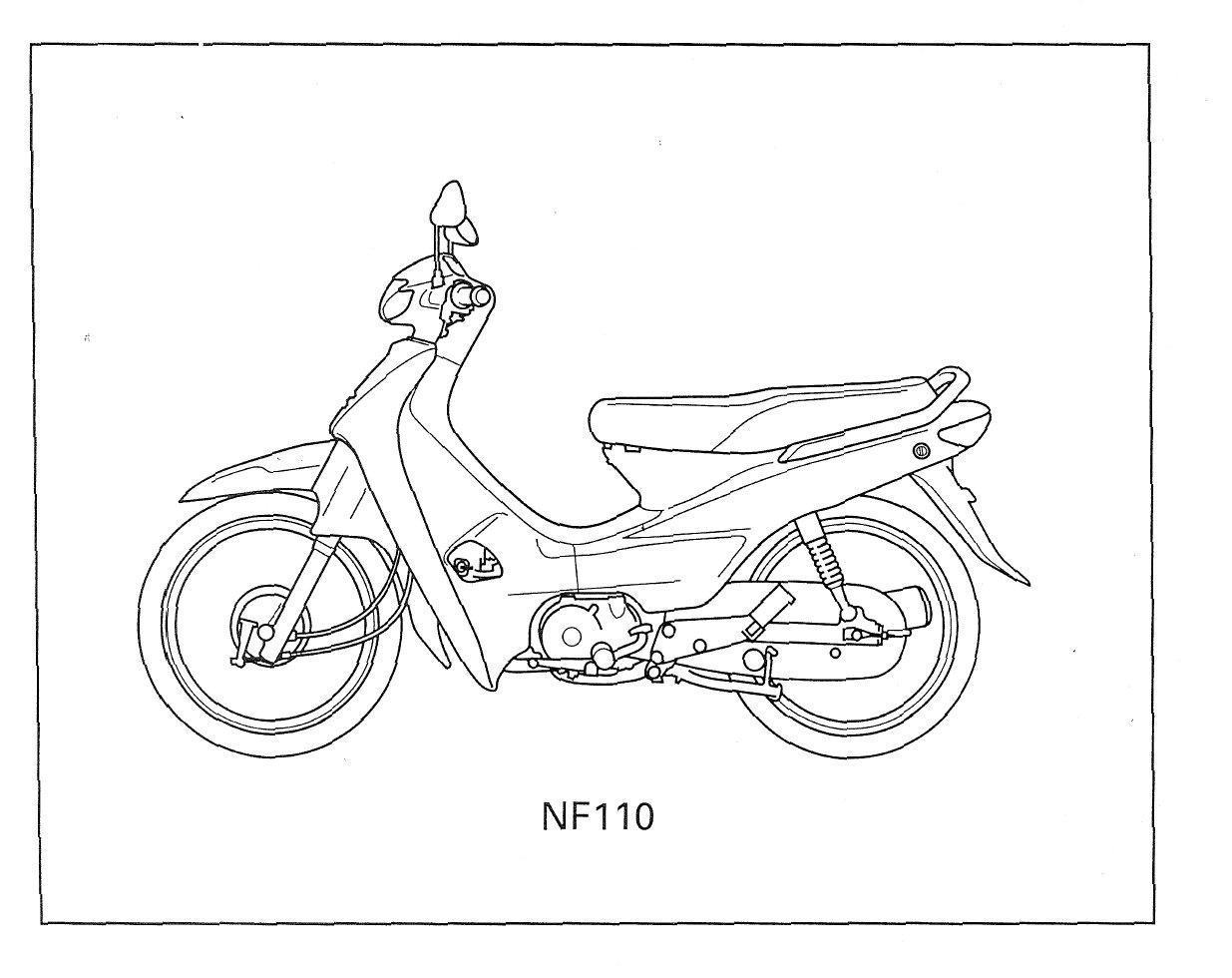 Motorcycle Parts Honda