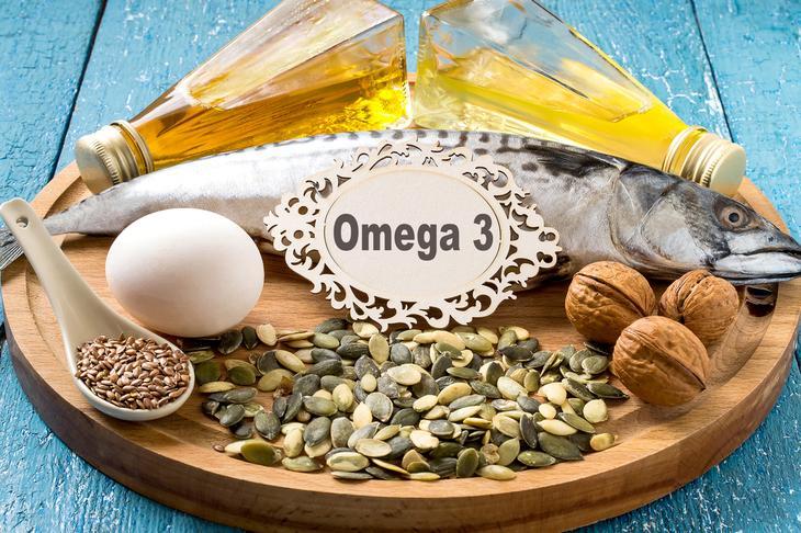 Важная роль омега-3 жирных кислот