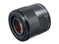 New 32mm F1.4 STM joins Canon's EF-M lens collection