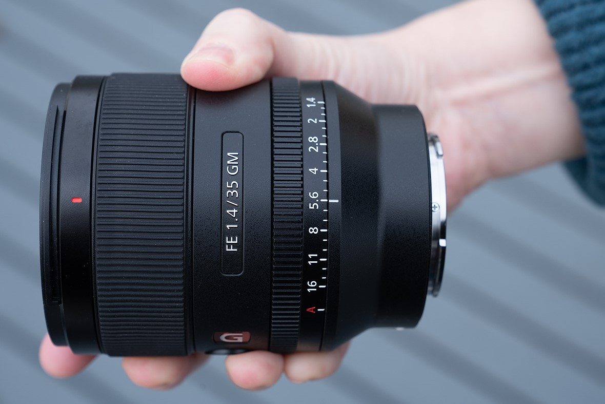 sony fe 35mm f1 4 gm field review