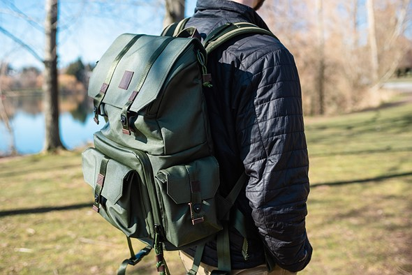 4a476239039f9f Langly s Alpha Globetrotter Backpack.