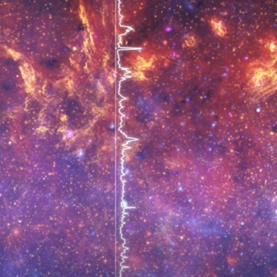 NASA translates Milky Way images into sound using sonification: Digital Photography Review