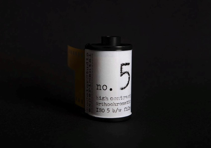 Film Friday: More information about how NoColorStudio developed its new 'No. 5' emulsion