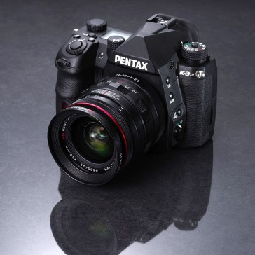 Ricoh's Pentax K-3 III 26MP DSLR is finally here