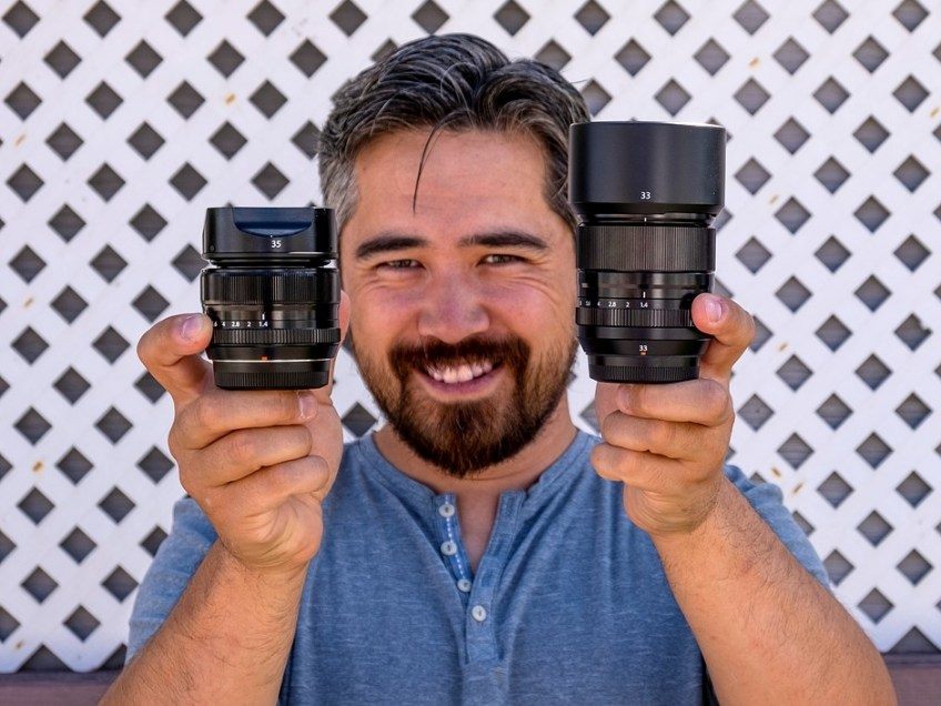 DPReview TV: Fujifilm XF 33mm F1.4 R LM WR review