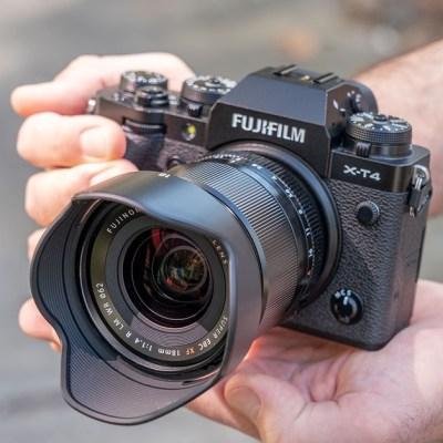 Field review: Fujifilm XF 18mm F1.4 R LM WR