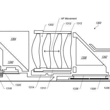 Patent reveals Apple's future periscope 'tele' camera modules could offer optical image stabilization