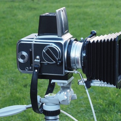 The Absolute beginner's guide to film photography: Intro to medium & large format