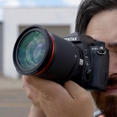 Pentax K-3 Mark III review