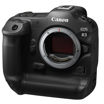Canon EOS R3 will shoot 30 fps Raw bursts, with oversampled 4K and 8-stop IS