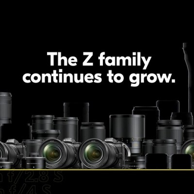 Nikon releases firmware updates for all six of its Z series mirrorless cameras