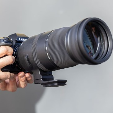 Hands-on with the Sigma 150-600mm F5-6.3 DG DN OS Sport