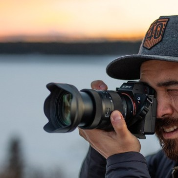 DPReview TV: Sigma 28-70mm F2.8 review