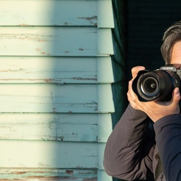 In search of porcupines with the Fujifilm GFX 100S