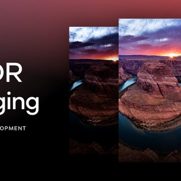 You will soon be able to merge HDR, panoramic photographs in Capture One