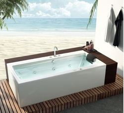 Whirlpool Bathtub In Mumbai Maharashtra Get Latest Price From Suppliers Of Whirlpool Bathtub