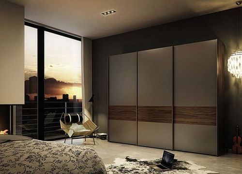 Wooden Wardrobes Bedroom Modern Sliding Doors Wardrobes