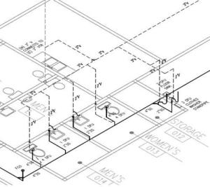 Civil Drawing Service  Isometric Drawing Service Provider