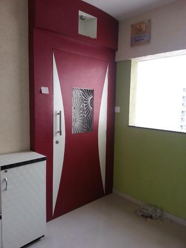 Safety Door Modern Wooden Safety Door Manufacturer From