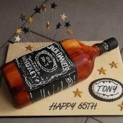 Jack Daniels Cake थ म क क In Thaltej Ahmedabad Midnight Cake Online Celebration Store Id 13891386197