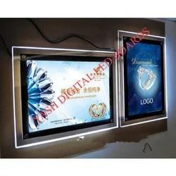 led poster frame