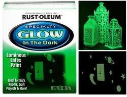 Rust Oleum Night Glow Paint In The Dark Radium At Rs 880 Milliliter Fluorescent Id 10204797912