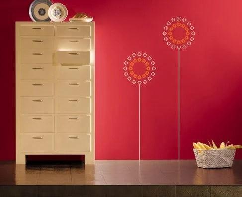 Wall Texture Amp Stencil Design At Rs 50 Foot Interior