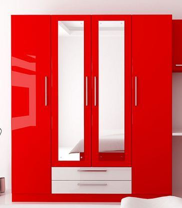 Wardrobe Designs For Indian Homes