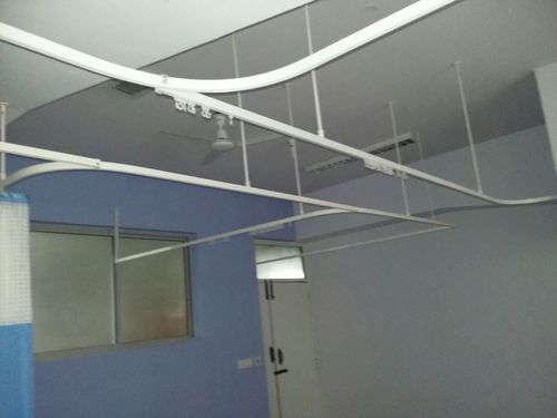 hospital cubicle track system