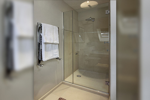 Bathroom Shower Glass Parttion Saint Gobain Shower Partition Manufacturer From Chennai