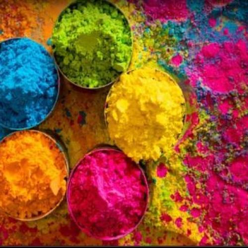 Holi Colours at Rs 10/kilogram | Hathras| ID: 18989414962