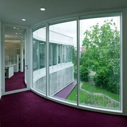 Commercial Windows Transparent Glass Window Manufacturer