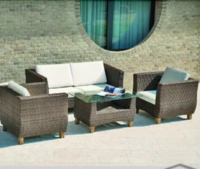 Outdoor Furniture Wicker Sofa Get Best Quote