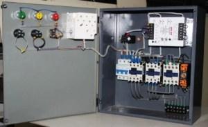 Star Delta Starter Motor Control Panel, Control Panel  Chaitanya Power Controls, Bengaluru | ID