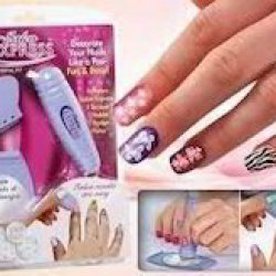 Saloon Express Nail Art Accessories