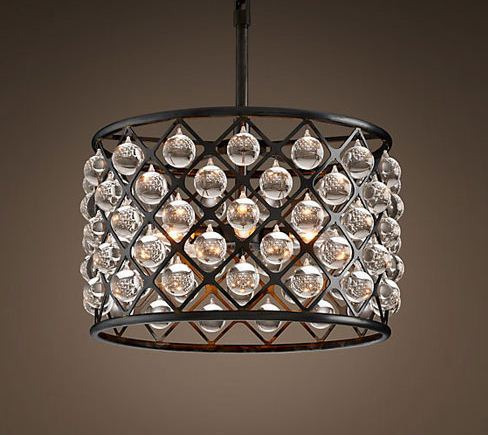 Small Crystal Chandeliers