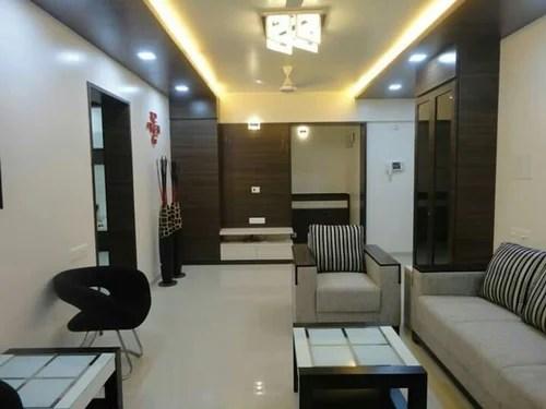 2 BHK Flat Interior Design Services In Kandivali West